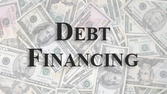 You Can Use Debt Financing To Kick Start The Operations