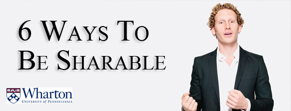 6-ways-to-be-sharable